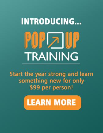 MACC Pop-up Training