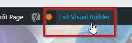 Using the Visual Editor 5